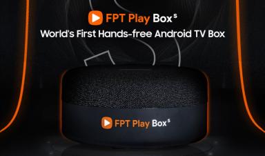 Siêu phẩm FPT Play Box S đã lên kệ